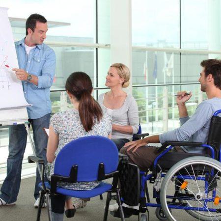 «Особенности обучения лиц с ограниченными возможностями»